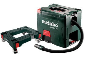 Metabo Set AS 18 L PC