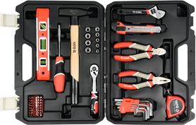 Yato YT-38920 zestaw narzędzi 60 elementów 1/4