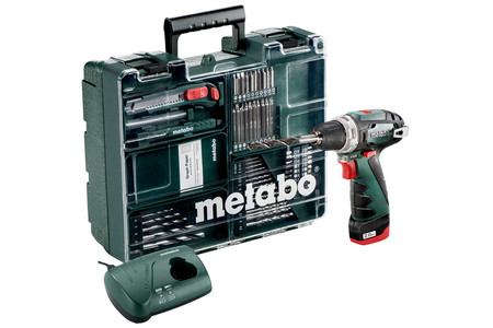 Metabo Powermaxx BS 10,8V Set