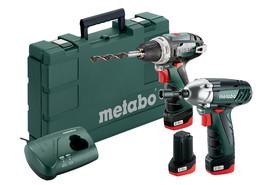 Metabo zestaw Combo Set 10,8V Cordless