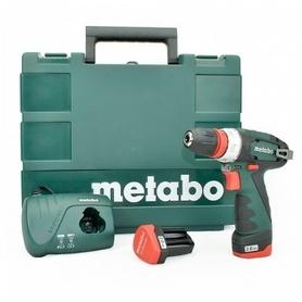 Metabo PowerMaxx BS Quick Basic wkrętarka 10,8V/2x2,0Ah w walizce 600156500