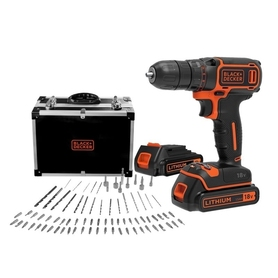 Black&Decker BDCDC18BAFC-QW