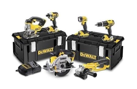 DeWalt DCK691M3-QW