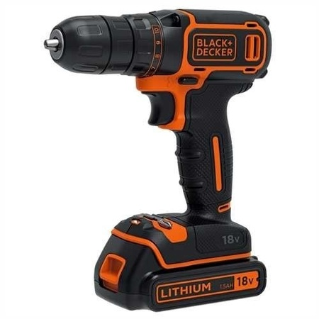 Black&Decker BDCDC18K1B-QW