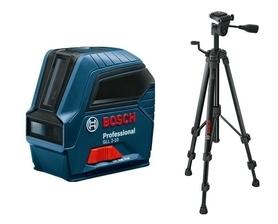 Bosch GLL 2-10 laser krzyżowy + BT 150 statyw w kartonie 06159940JC