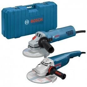 Bosch zestaw szlifierek kątowych GWS 22-230 JH + GWS 880