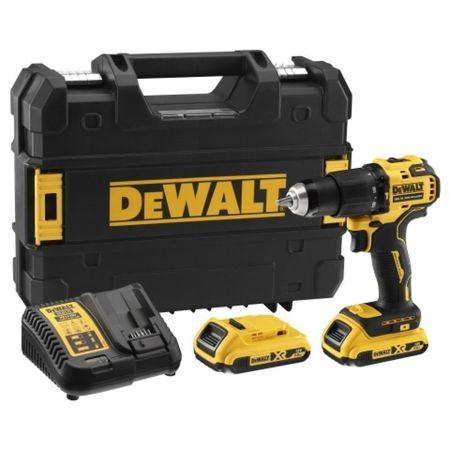 DeWalt DCD709S2T-QW