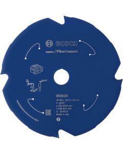 Bosch Fiber Cement Expert piła do cięcia betonu 160x20 mm 4 zęby 2608644554