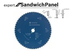 Bosch Expert for Sandwich Panel piła do cięcia drewna 235x30x2,2 mm 50 zębów 2608644143