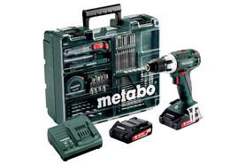 Metabo BS 18 LT Set 18V 2x2,0Ah mobilny warsztat w walizce 602102600