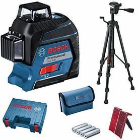 Bosch GLL 3-80 laser liniowy + BT150 statyw 06159940KD