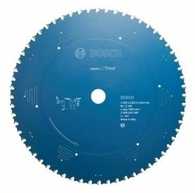 Bosch Expert Steel piła do cięcia stali 355x25,4 mm 80 zębów 2608643062