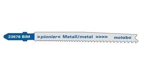 Metabo brzeszczot do wyrzynarki do cięcia metalu 75 mm pionier komplet 5 szt. 623676000
