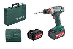 Metabo BS 18 Quick 2x4,0Ah