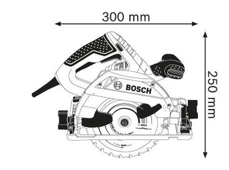 Bosch GKS 55+ G