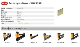 Bostitch WW3190