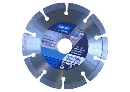 Norton tarcza diamentowa Universal 115 mm 70184601275