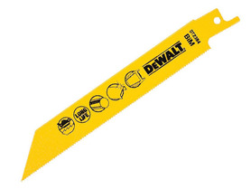 DeWalt DT2384-QZ brzeszczot do cięcia metalu 152x1,4 mm do pił szablastych komplet 5 szt.