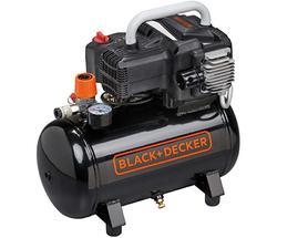 Black&Decker sprężarka kompresor bezolejowy 12l 1100W 10 bar 180 l/min NKBN304BND309