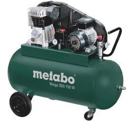 METABO SPRĘŻARKA OLEJOWA 230V 90L MEGA 350-100 W