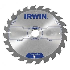 Irwin 1897200 piła tarczowa do cięcia drewna 190x30 mm 40 zębów