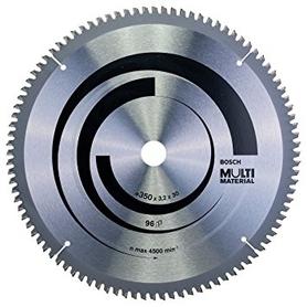 Bosch Multi Material piła uniwersalna do cięcia różnych materiałów 350x30x3,2 mm 96 zębów 2608640770