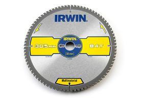 Irwin 1897447 piła tarczowa widiowa 305x30 mm 84 zębów CSB