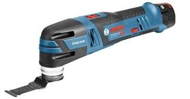 Bosch GOP 12V-28 akumulatorowe urządzenie wielofunkcyjne 12V 2x2,5Ah w L-Boxx 06018B5000