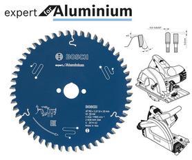 BOSCH PIŁA TARCZOWA DO ALUMINIUM EXPERT 254x30 mm 80-ZĘBÓW 2608644112