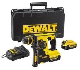 DeWalt DCH253M2-QW akumulatorowa 3-funkcyjna młotowiertarka 18V 2x4,0Ah 2,1J XR SDS-Plus w walizce