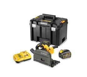 DeWalt DCS520T2-QW akumulatorowa zagłębiarka 165 mm 54V 2x6,0Ah Flexvolt w walizce