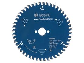 Bosch Expert for Laminated Panel piła do cięcia płyt laminowanych 165x20x2,6 mm 48 zębów 2608644128