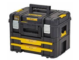 DeWalt DWST83395-1 walizka TSTAK 2,0 Combo II+IV dwie szuflady