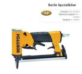 BOSTITCH ZSZYWACZ PNEUMATYCZNY 21671B-E 4-16mm 72