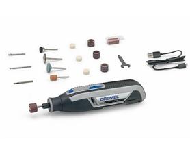 Dremel Multi 7760 akumulatorowe urządzenie wielofunkcyjne 3,6V 2,0Ah + akcesoria 15 elementów F0137760JA