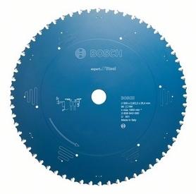 Bosch Expert for steel piła do cięcia stali 305x25,4 mm 80 zębów 2608643061