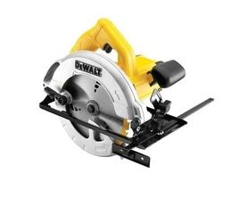 DeWalt DWE550-QS ręczna pilarka tarczowa 165 mm 1200W o głębokości cięcia 55 mm w kartonie