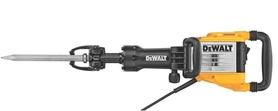 DeWalt D25961K-QS młot wyburzeniowy  z uchwytem sześciokątnym 1600W 35J 30 mm klasy 16 kg w walizce