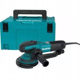Makita BO6050J szlifierka mimośrodowa 150 mm 750W 2 tryby pracy w walizce