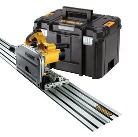 DeWalt DWS520KTR-QS zagłębiarka DWS520K 1300W + szyna DWS5022 w walizce