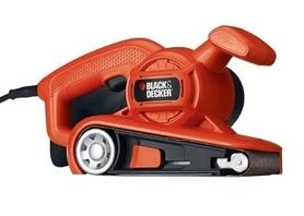 Black&Decker KA86-QS szlifierka taśmowa 720W 75x457 mm w kartonie