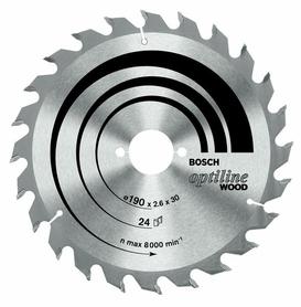 Bosch Optiline piła do cięcia drewna 216x30x2,8 mm 48 zębów HM 2608640641