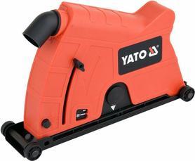 YATO YT-82990 OSŁONA PRZECIWPYŁOWA DO CIĘCIA 230 mm