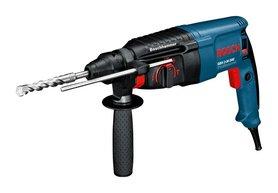Bosch GBH 2-26 DRE młot udarowo-obrotowy 800W 2,7J SDS-Plus w walizce 0611253708