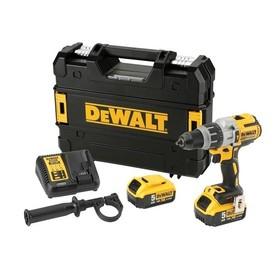 DeWalt DCD996P2-QW wiertarko-wkrętarka udarowa 18V Li-Ion 2x5,0Ah w walizce