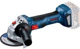 Bosch GWS 180-LI akumulatorowa szlifierka kątowa 125 mm 18V bez akumulatorów i ładowarki w kartonie 06019H9020