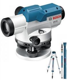 Bosch GOL 26 G niwelator optyczny ze statywem BT160 i łatą GR500 061599400C