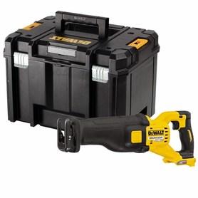 DeWalt DCS389NT-XJ akumulatorowa piła szablasta 54V/18V XR Flexvolt bez akumulatorów i ładowarki silnik bezszczotkowy w walizce