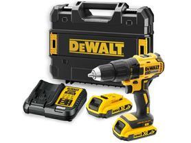 DeWalt DCD777D2T-QW wiertarko-wkrętarka 18V 2x2,0Ah XR 65/26Nm silnik bezszczotkowy w walizce