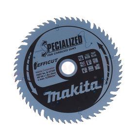 Makita B-57320 piła tarczowa do pilarek i zagłębiarek akumulatorowych 165x20x56z Efficut